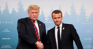 الرئيس الأمريكي يتوعد فرنسا حال فرض ضرائب على شركات التكنولوجيا الأمريكية
