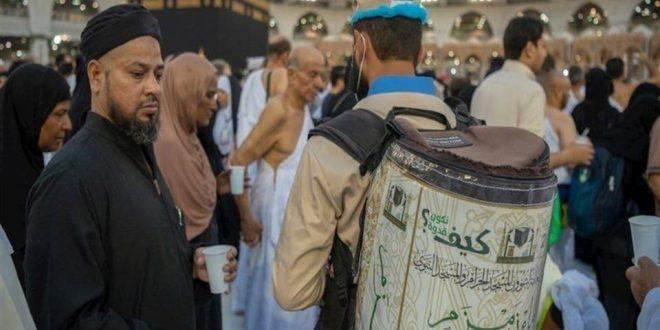 إدارة سقيا زمزم تنهي استعداداتها لتوفير مياه زمزم لضيوف الرحمن في كافة أنحاء المسجد الحرام