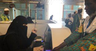 87 موظفة في مطار الأمير محمد بن عبد العزيز ينهون إجراءات دخول أكثر من نصف مليون حاج