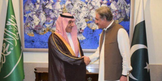 قائد الجيش الباكستاني يؤكد وقوفه بجانب الجيش السعودي في كافة المجالات