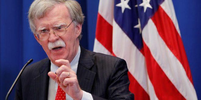 مستشار الأمن القومي الأمريكي يعلن تمديد الإعفاءات الأمريكية عن برامج إيران النووية